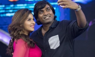 Vijay Sethupathi and Anjali together again?
