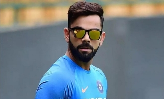Virat Kohli's badass social page gets him a top award