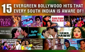 15 Evergreen Bollywood hits that every south Indian is aware of!