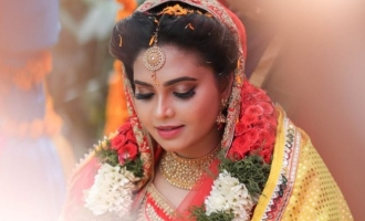 'Sathuranga Vettai' heroine Ishara gets married