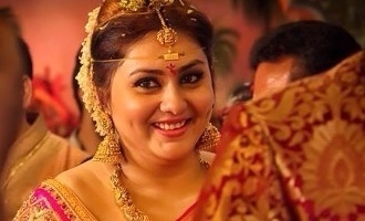Will Namitha continue to act in films after her wedding?