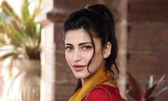 Shruti Haasan to romance Thalapathy Vijay's villain