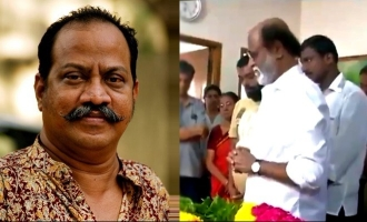 Rajinikanth pays his last respects to writer Gnani