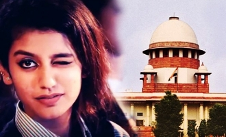Supreme Court's nod to Priya Prakash Varrier