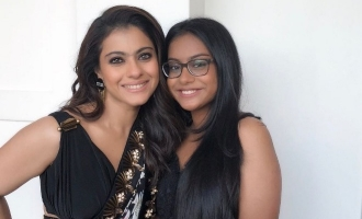 Kajol pairs up first time with daughter for the red carpet! see pics