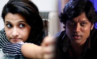 Priya Bhavanishankar to romance S.J.Suryah