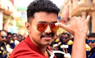 Movies glorifying Thalapathy Vijay in two languages  releasing this Friday