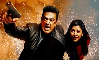 Censor verdict out for Kamal's 'Vishwaroopam 2' !