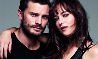 'Fifty Shades' star admits having to seek medical help