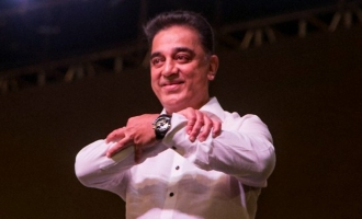 Kamal's speech at the launch of his Makkal Needhi Maiam party