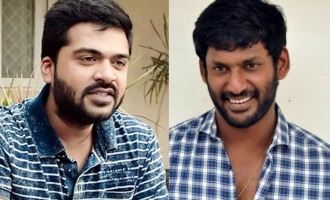 Simbu's open hearted appreciation for Vishal