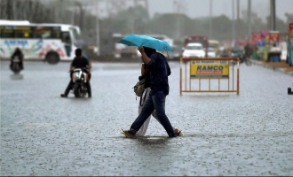 Thunderous rainfall for Chennai tonight