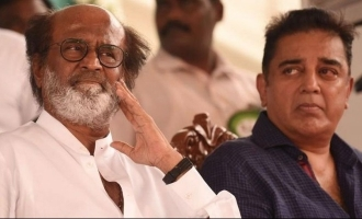 Kamal Haasan confirms split with Rajini