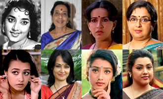Dream Girls of Tamil Cinema Then and Now - Malayalam Movie News ...