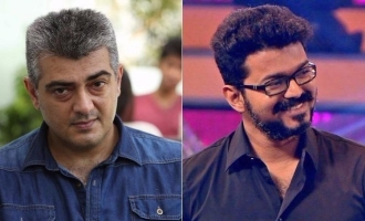 Fan wars begin between Ajith and Vijay fans as 'Sarkar' gets announced