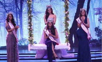 Anukreethy's surprising answer which won her the Miss India 2018 title!