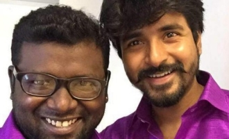 Sivakarthikeyan-Arunraja Kamaraj's 'Kanaa' enters the next phase