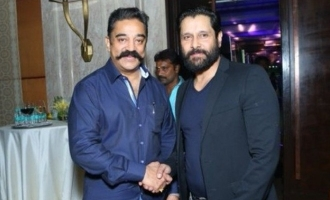Kamal confirms Vikram project -Exciting details here!