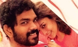 Vignesh Shivan has the sweetest birthday wish for Nayanthara