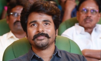 Sivakarthikeyan's strong emotional reason for twin beginnings on June 27th