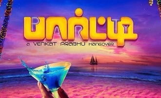 Venkat Prabhu's 'Party'- next important release date