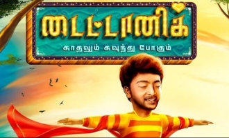 Mischief and humour steals the spotlight in Kalaiyarasan's 'Titanic' teaser