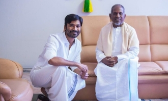 RED HOT ! Isaigniani Ilayaraja  in Dhanush's 'Maari2'