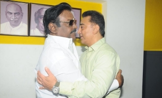 Captain Vijayakanth's words to Kamal at their meeting - details