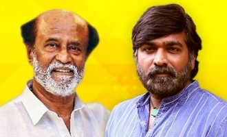 STUNNING update: Vijay Sethupathi to act with Rajinikanth!