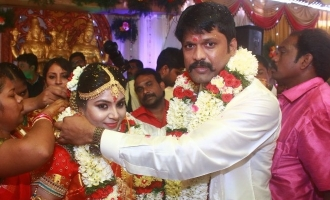 Actor Soundarraja gets married to Tamanna