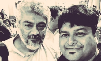 Thala Ajith gets the sweetest praise from Thaman!