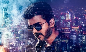 Thalapathy Vijay's 'Sarkar' first look receives flak