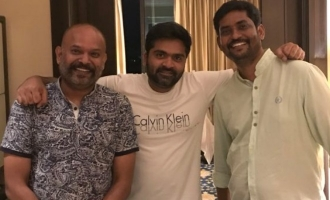 Breaking! Venkat Prabhu to direct Simbu's next - Exciting details