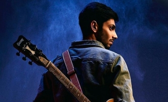Anirudh headlines an adventure movie project