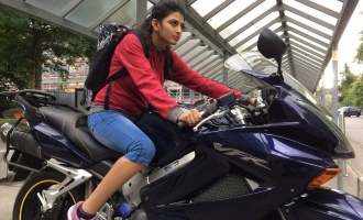 Kayal Anandhi's unbelievable action transformation for new movie