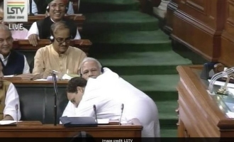 Why Rahul Gandhi hugged PM Narendra Modi in Parliament