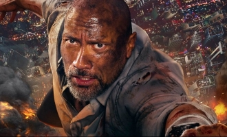 Dwayne Johnson's 'Skyscraper' trailer will leave you breathless