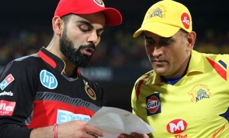 Rayudu, Dhoni's fireworks help CSK beat RCB by five wickets