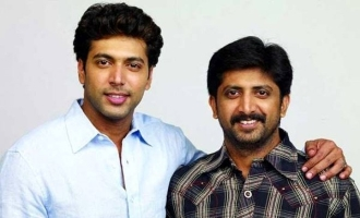 RED HOT! Mohan Raja to direct Jayam Ravi's landmark film next