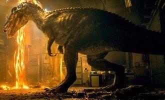 Erupting volcano & new breed dinos await you - Jurassic World 2 trailer here