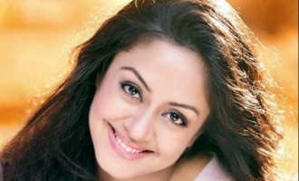 Jyothika's new movie title to honour her ?