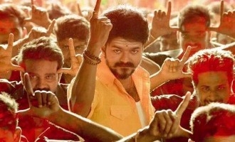 Thalapathy Vijay 'Mersal' record breaking DAY 1 COLLECTIONS HERE