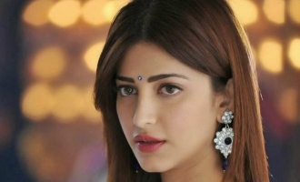 Shruti Haasan's love message
