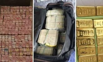 Chennai IT wing makes the country's biggest seizure so far