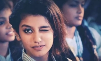 Court gives its decision on FIRs filed against Priya Prakash Varrier