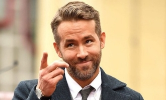 Ryan Reynolds signs a huge film after blockbuster hit 'Deadpool2'