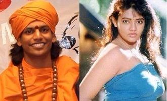 Actress Ranjitha - Nithyanandha viral video forensic tests results
