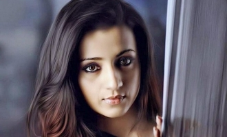 Trisha's latest video reveals the 'lethal' beauty she is!