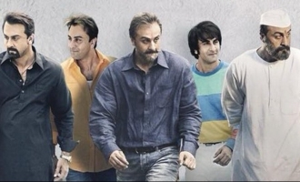 Ranbir Kapoor becomes a cinematic clone of Sanjay Dutt in 'Sanju' teaser!