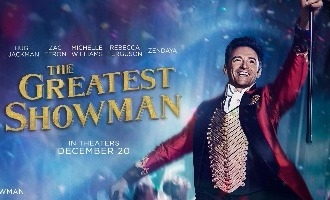 Unbelievable ! World's first LIVE trailer here - 'The Greatest Showman'